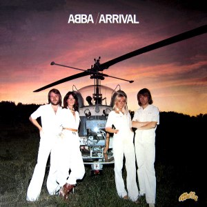 Arrival (ABBA album) - Image: ABBA Arrival (France)