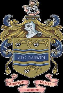 A.F.C. Darwen Association football club in England