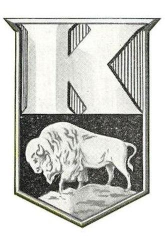 Kaiser Motors - Image: A logo of the Kaiser automobile manufacturer