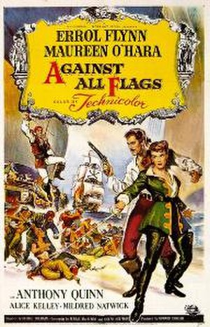 Against All Flags - Image: Against All Flags 1952