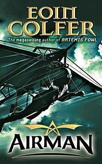 airman novel wikipedia