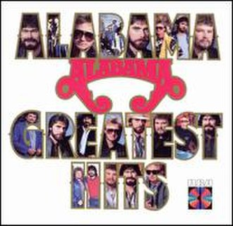 Greatest Hits (Alabama album) - Image: Alabama Greatest Hits