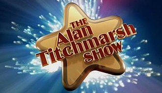 The Alan Titchmarsh Show - The show's original logo used from 2007–12