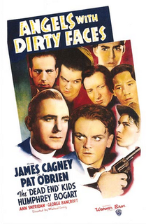 <i>Angels with Dirty Faces</i> 1938 American gangster film