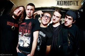 Animosity (band) - Image: Animosity