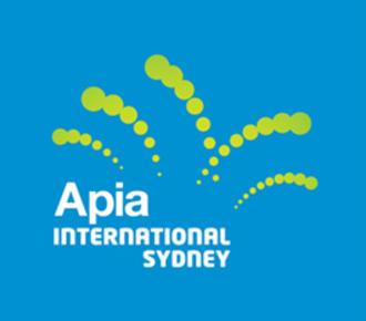 Sydney International - Image: Apia International Sydney logo