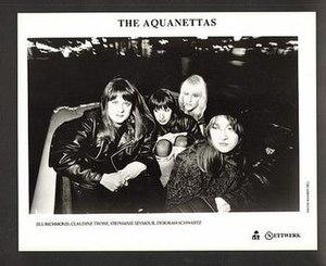 The Aquanettas - The Aquanettas, 1990