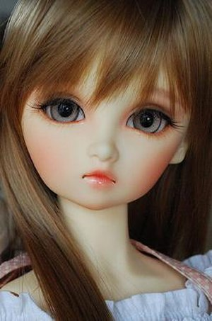 Ball-jointed doll - Image: BJD Super Dollfie doll