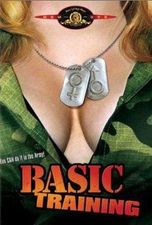 Basic Training (1985 film) - DVD cover