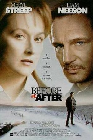 Before and After (film) - Theatrical release poster