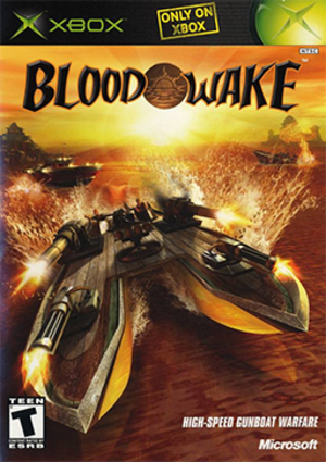 Blood Wake - Image: Blood Wake Coverart