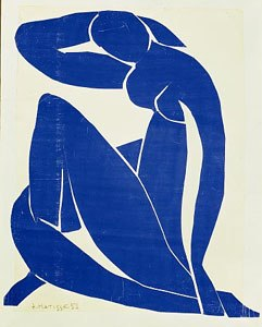 Blue Nudes Henri Matisse