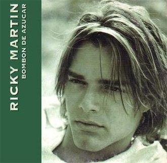 Bombón de Azúcar (song) - Image: Bombon de Azucar single by Ricky Martin