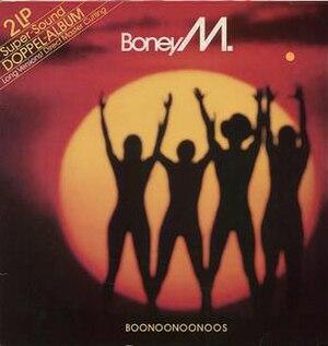Boonoonoonoos - Image: Boney M. Boonoonoonoos (Double album)