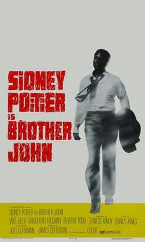 Brother John (film) - Image: Brother John Film Poster