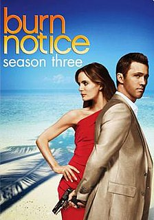 <i>Burn Notice</i> (season 3)
