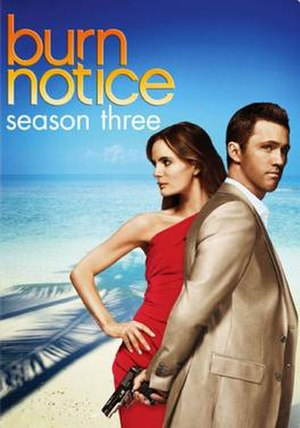 Burn Notice (season 3)