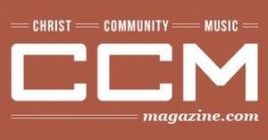CCM Magazine - Image: CCM Magazine Logo