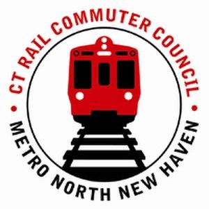 Connecticut Rail Commuter Council - Image: CT Rail Commuter Council Logo