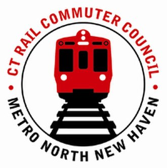 Connecticut Rail Commuter Council - Image: CT Rail Commuter Council Logo