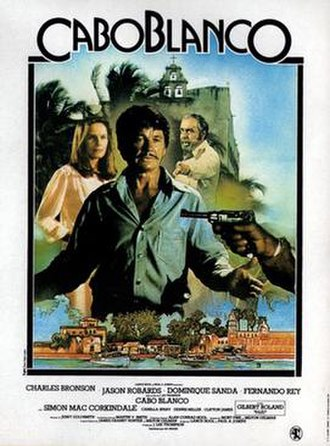 Caboblanco - Theatrical release poster