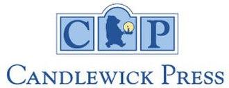 Candlewick Press - Image: Candlewick Press logo