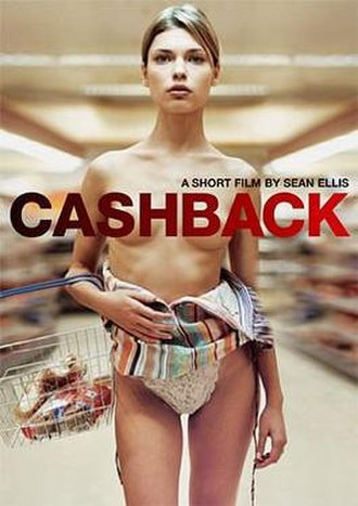 Cashback (film) - The poster from the original short film