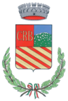 Coat of arms of Castelvecchio di Rocca Barbena