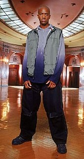 Charles Gunn (<i>Angel</i>) fictional character from the TV series Angel