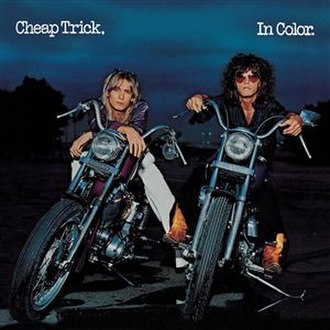 In Color (album) - Image: Cheap Trick In Color