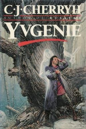 Yvgenie - Del Rey hardcover first edition, 1991