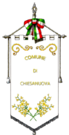 Coat of arms of Chiesanuova