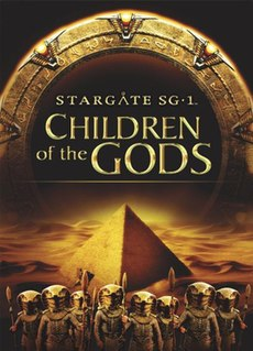 Children of the Gods 1st and 2nd episodes of the first season of Stargate SG-1
