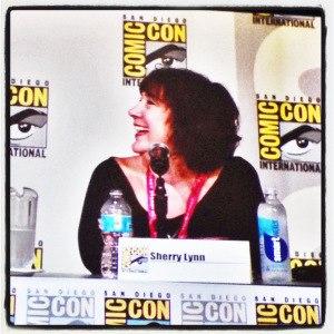 Sherry Lynn - Image: Comic con 2014 Aug 2014