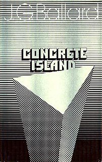 <i>Concrete Island</i> Novel by J. G. Ballard
