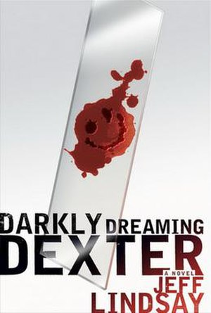 Darkly Dreaming Dexter - Cover of the 2004 edition