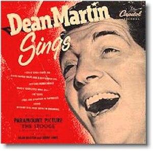 Dean Martin Sings - Image: Dean Martin Dean Martin Sings