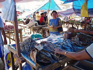 Dipolog - Dipolog Fish Market