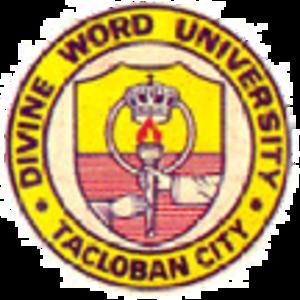 Divine Word University of Tacloban - Image: Divine Word University of Tacloban logo