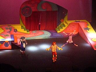 The Doodlebops - The Doodlebops Live! in Ottawa, Ontario April 2006.