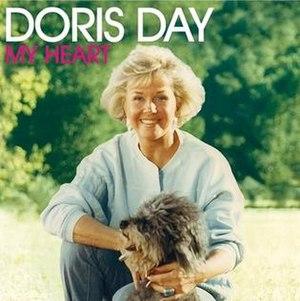 My Heart (Doris Day album) - Image: Dorisheart