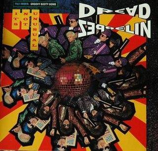 <i>Its Not Unusual</i> (Dread Zeppelin album) 1992 studio album by Dread Zeppelin