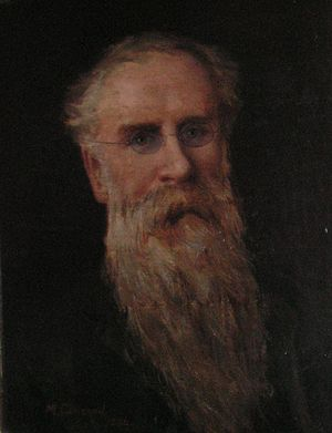 Duncan Cameron (Scottish inventor) - Duncan Cameron, portrait painted by his daughter, Mary Cameron