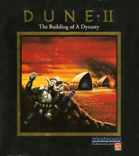 <i>Dune II</i> video game