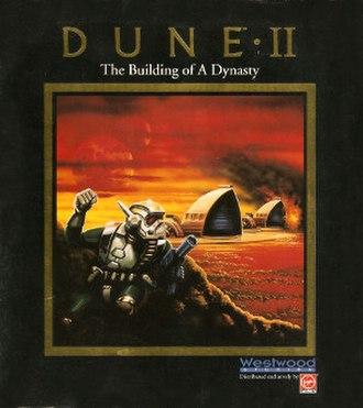Dune II - Image: Dune 2 BOD