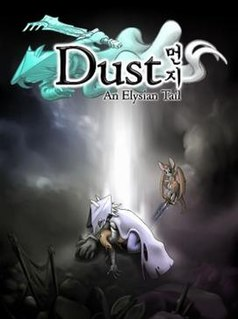 <i>Dust: An Elysian Tail</i> 2012 action role-playing video game developed by Humble Hearts