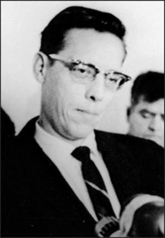 Earl Rose (coroner) - Dr. Earl Rose in 1967 United Press International