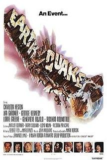 <i>Earthquake</i> (1974 film) 1974 disaster film