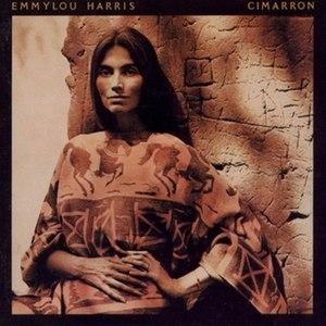 Cimarron (album) - Image: Emmylou Harris Cimarron