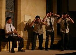 Biblical storytelling - Ensemble Storytelling in Daniel - Dream Interpreter by The Backyard Bard